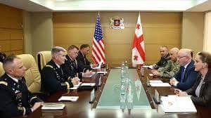ABD Gürcistan işbirliği Güney Kafkasya'yı karıştırabilir!