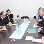 Քաղաքական խորհրդակցություններ Հայաստանի և Ավստրիայի ԱԳՆ-ների միջև