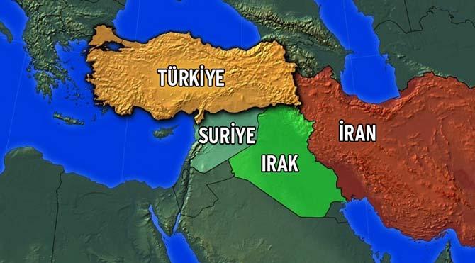 Suriye ve Irak Orduları Tarih Yazarken TSK Neden Armut Topluyor?
