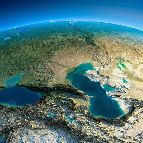 Dünyaya Karşı Algınızı Değiştirecek 12 Harita