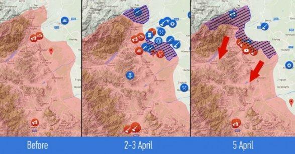 Azerbaycan'ın ilerlemesine Rusya engeli