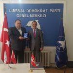 """Gültəkin Tırpancı: """"Qarabağ problemi bizim problemimizdir"""""""