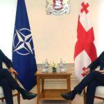 Georgia Debates Stalin and NATO