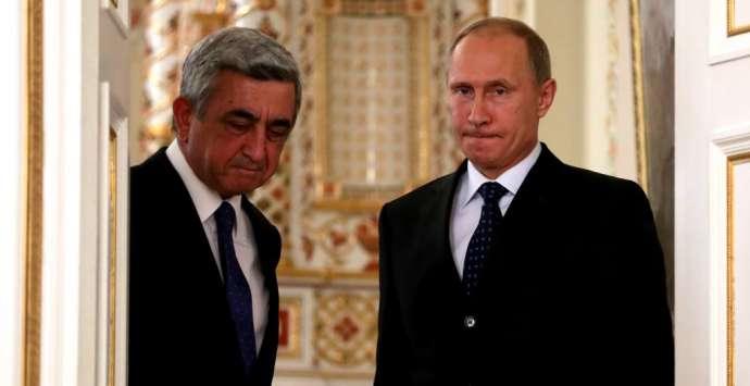 Неизбежность разрыва Армении с Россиией