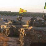 Raqqa əməliyyatı: kürdlərlə Suriya ordusu qarşı-qarşıya gəlir